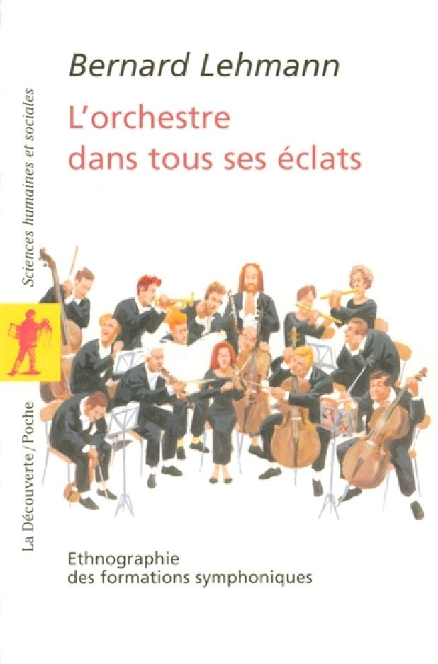 Livre - L'orchestre dans tous ses éclats
