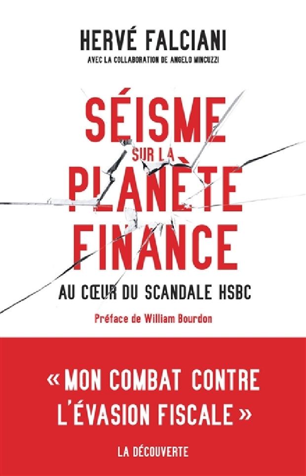 Livre - Séisme sur la planète finance