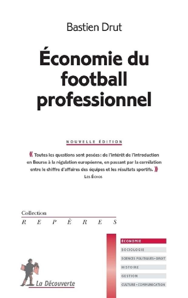 Livre - Économie du football professionnel