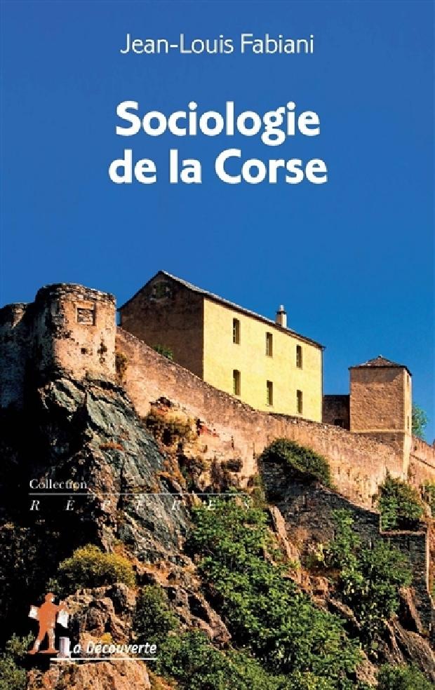 Livre - Sociologie de la Corse