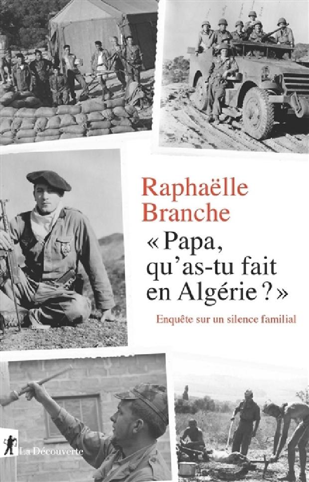 Livre - Papa, qu'as-tu fait en Algérie ?