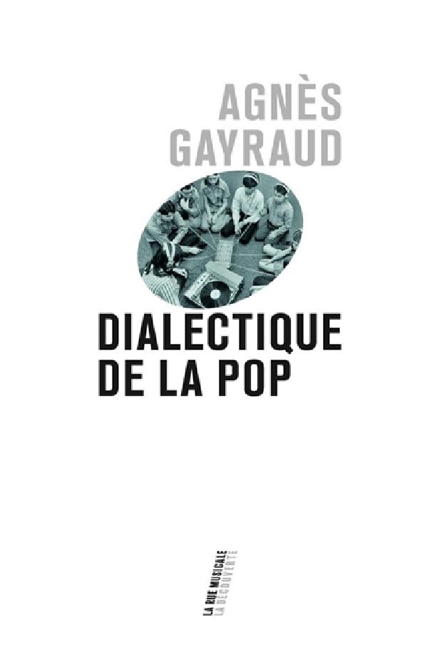 Livre - Dialectique de la pop