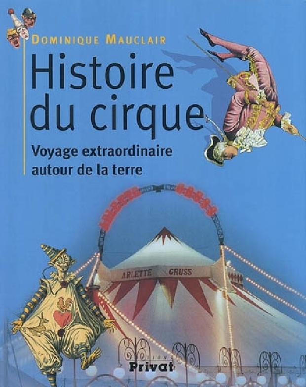 Livre - Histoire du cirque