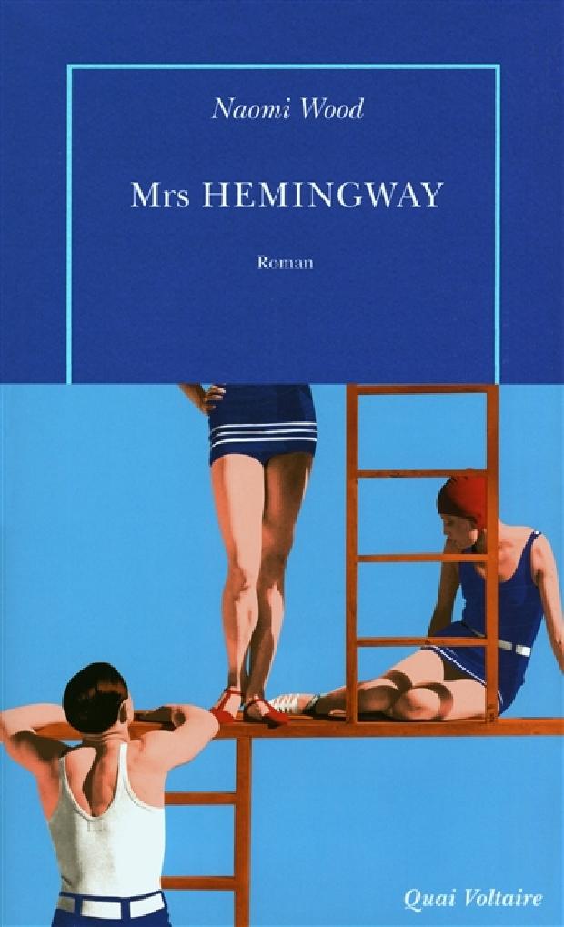 Livre - Mrs Hemingway