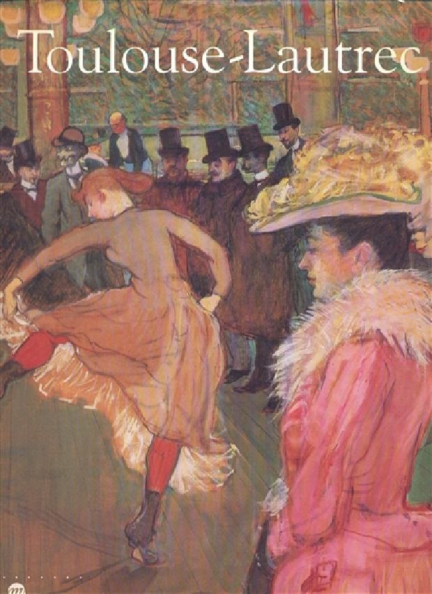 Livre - Toulouse-Lautrec