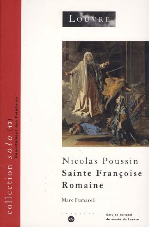 Livre - Nicolas Poussin