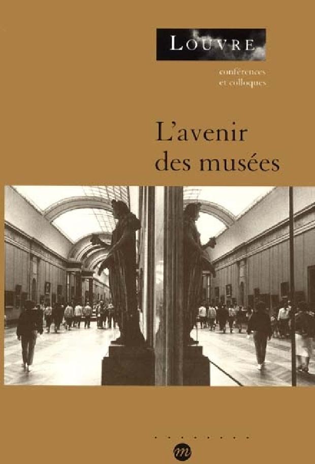 Livre - L'avenir des musées