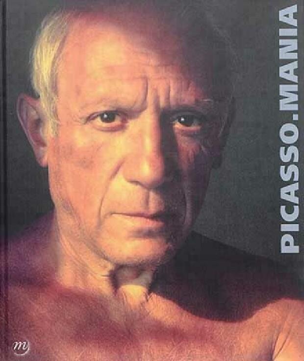 Livre - Picasso.mania