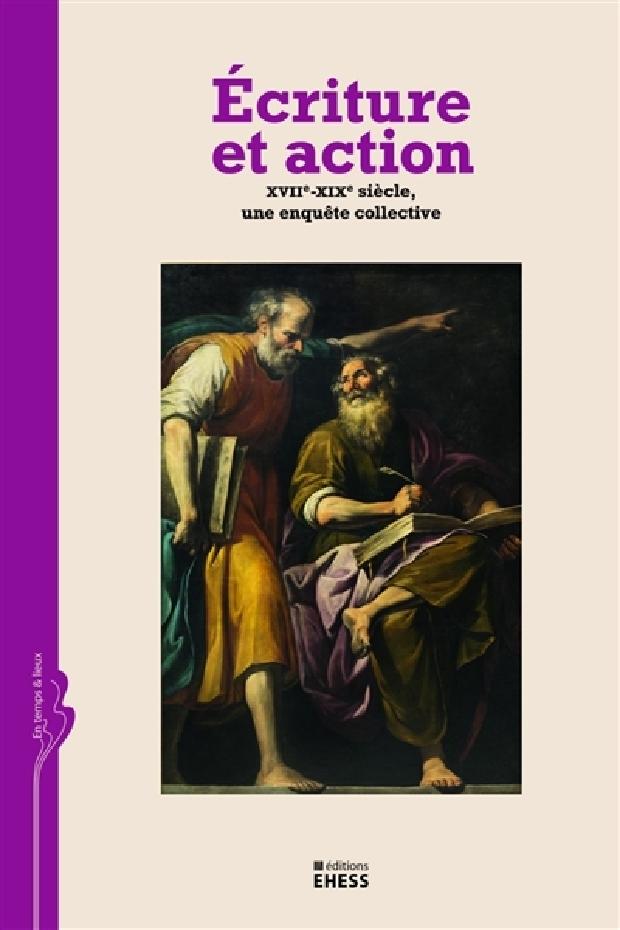 Livre - Écriture et action