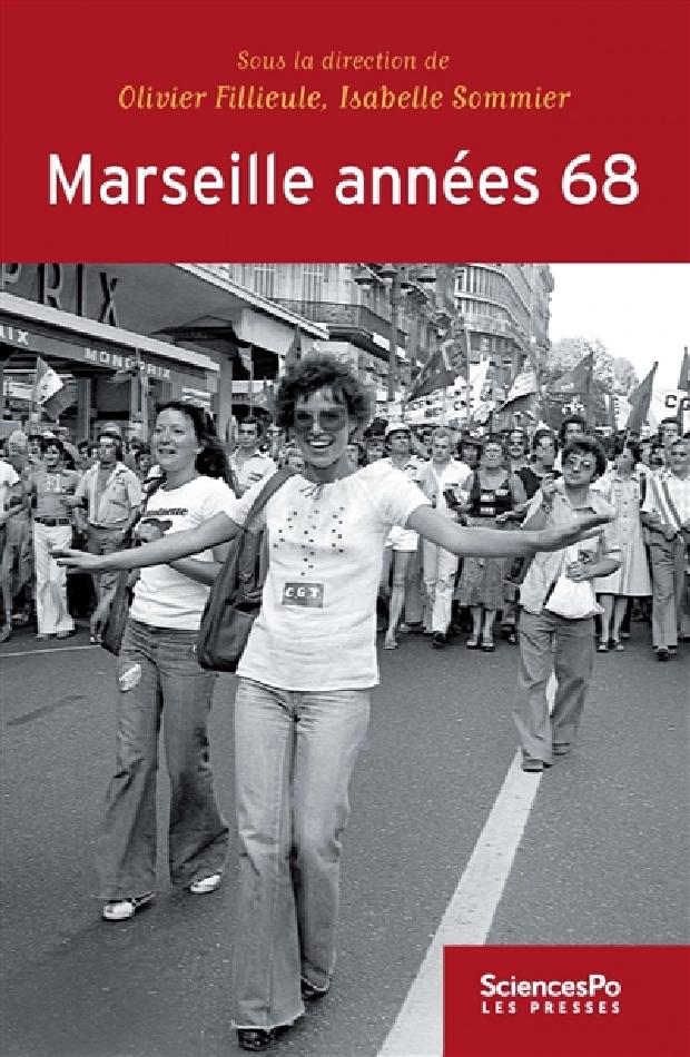 Livre - Marseille années 68