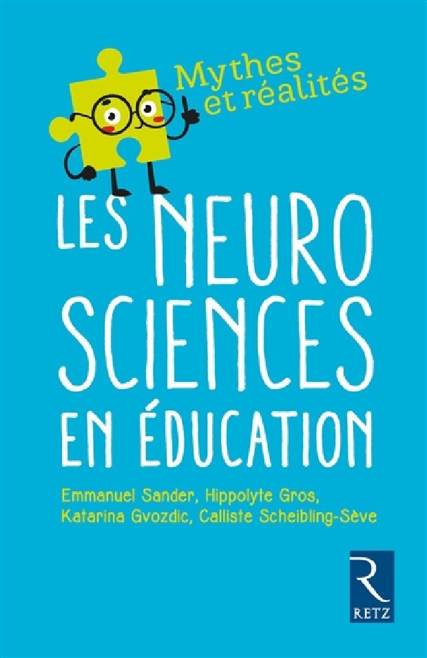 Livre - Les neurosciences en éducation