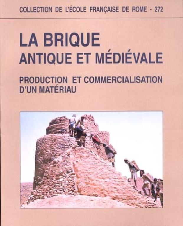 Livre - La Brique antique et médiévale