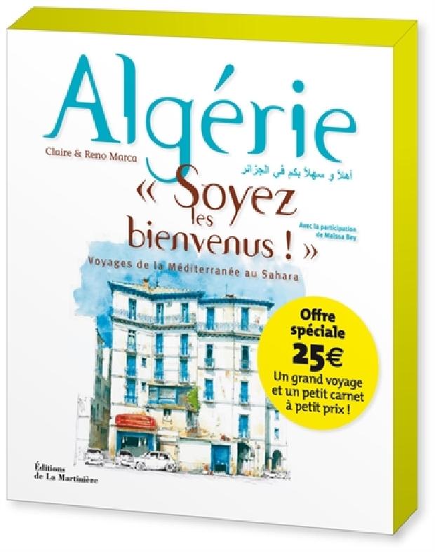 Livre - Algérie
