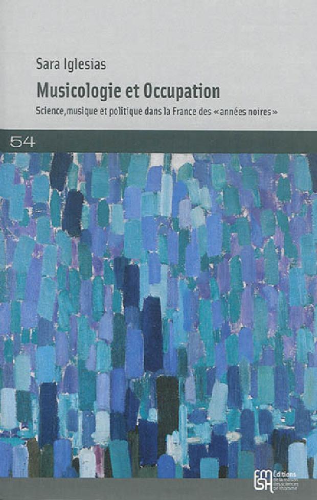 Livre - Musicologie et Occupation
