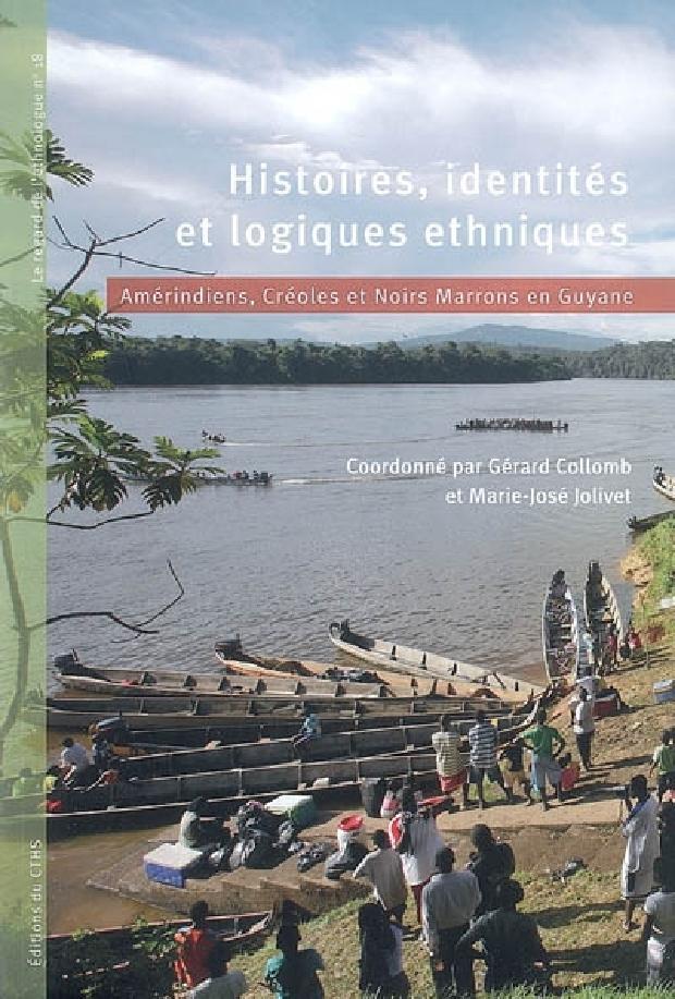 Livre - Histoires, identités et logiques ethniques