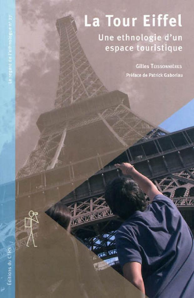 Livre - La tour Eiffel