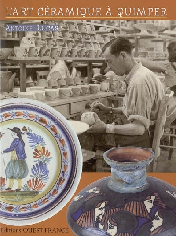 Livre - L'art céramique à Quimper
