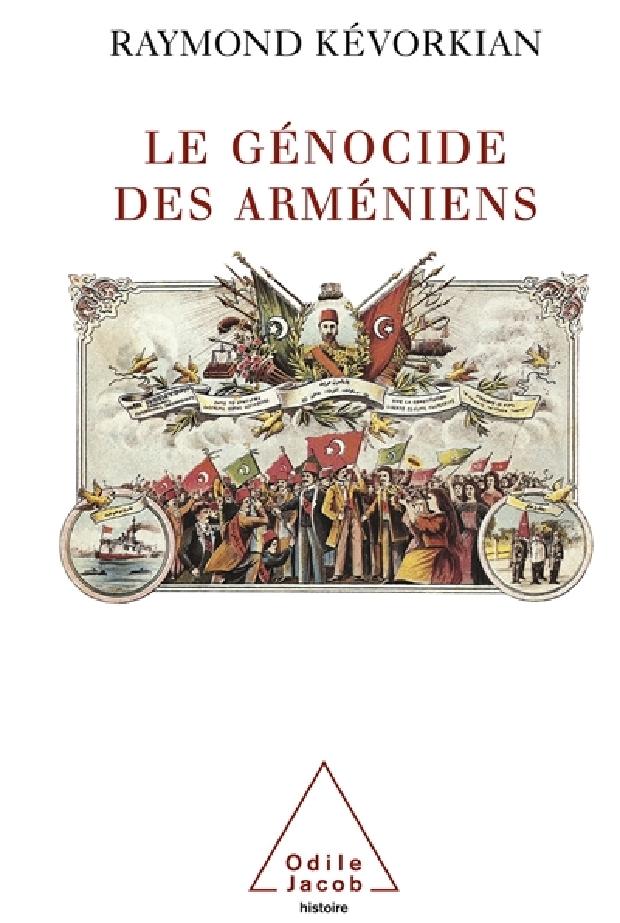 Livre - Le génocide des Arméniens