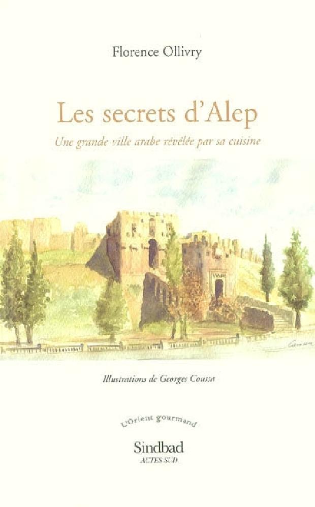 Livre - Les secrets d'Alep