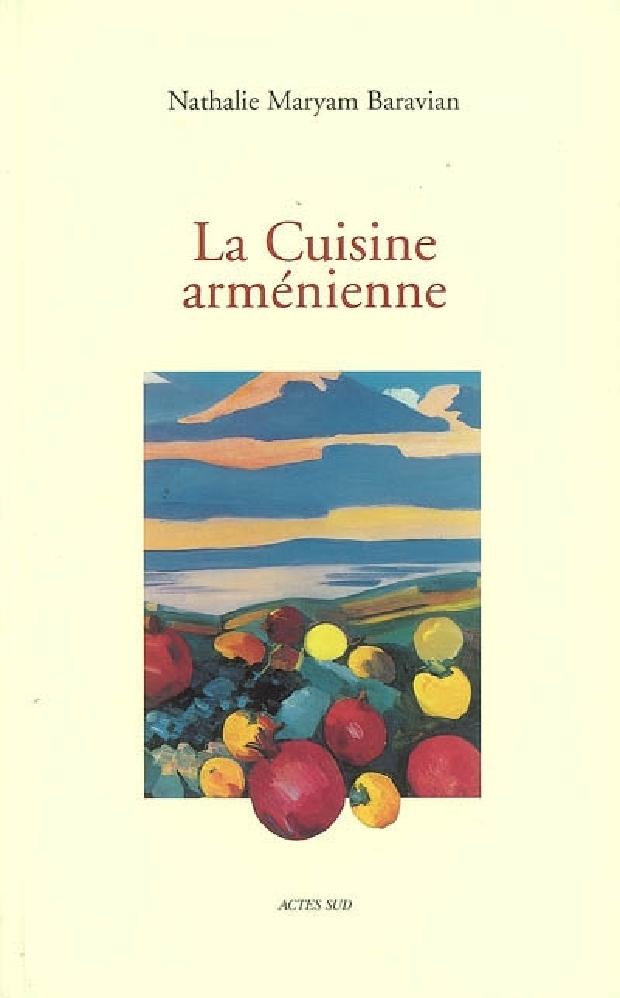 Livre - La cuisine arménienne