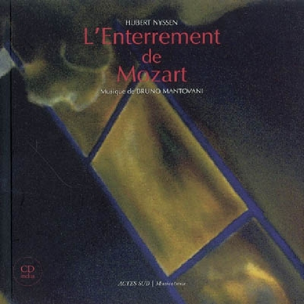 Livre - L' enterrement de Mozart