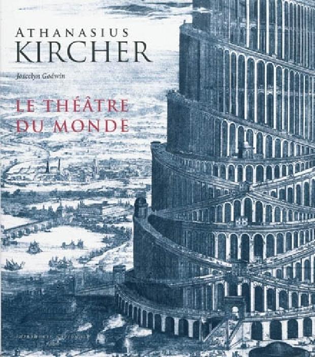 Livre - Athanasius Kircher