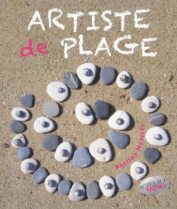Livre - Artiste de plage
