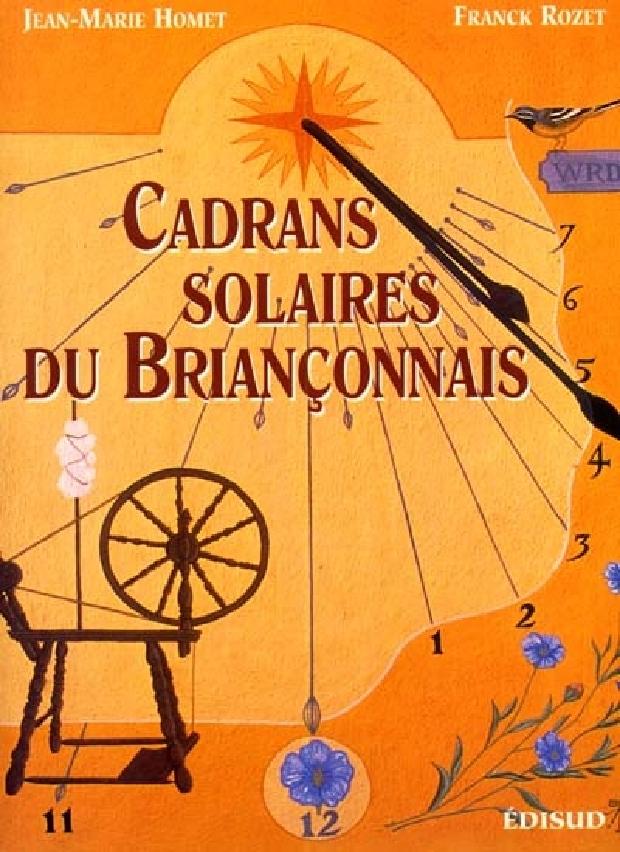 Livre - Cadrans solaires du Briançonnais