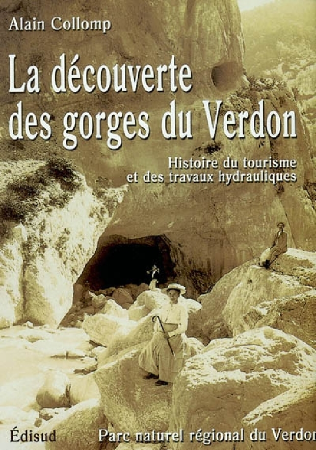 Livre - La découverte des gorges du Verdon