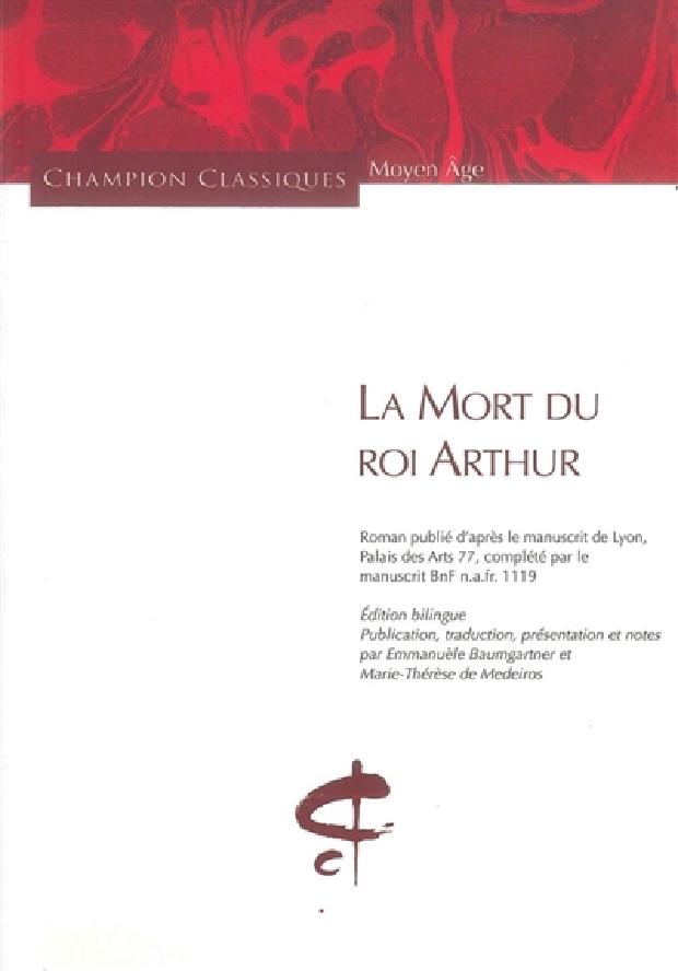 Livre - La Mort du roi Arthur