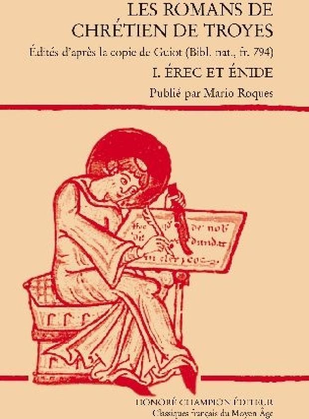 Livre - Les romans de Chrétien de Troyes