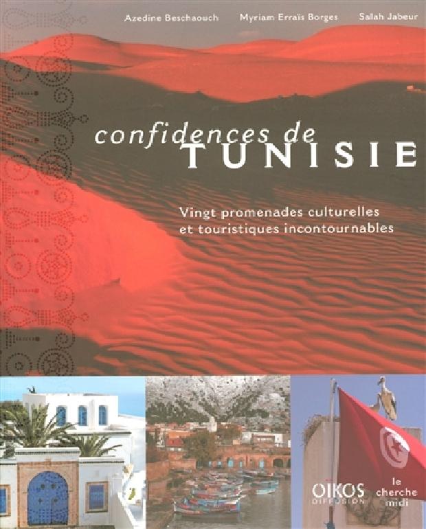 Livre - Confidences de Tunisie