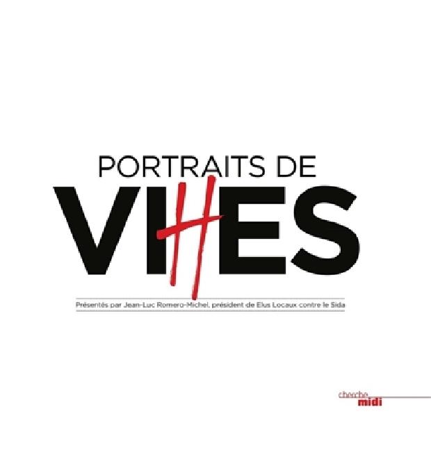 Livre - Portraits de vi(h)es