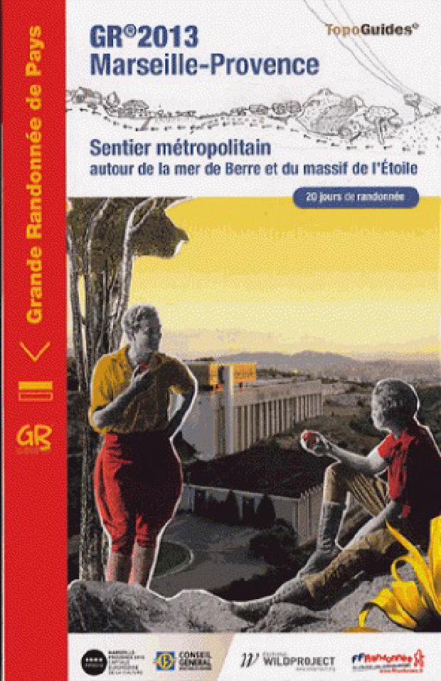 Livre - GR 2013 Marseille-Provence