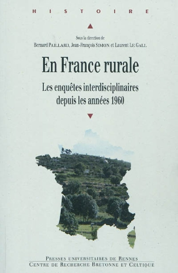 Livre - En France rurale