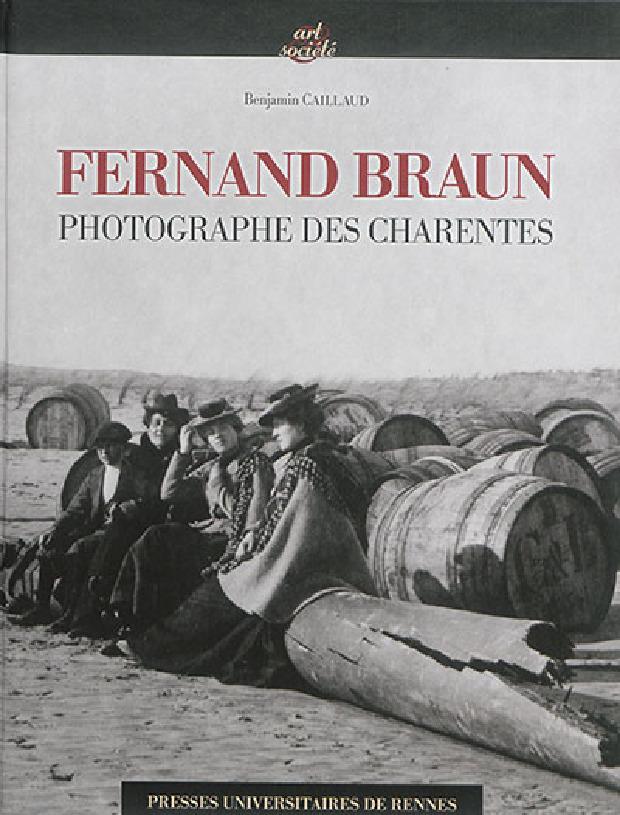 Livre - Fernand Braun