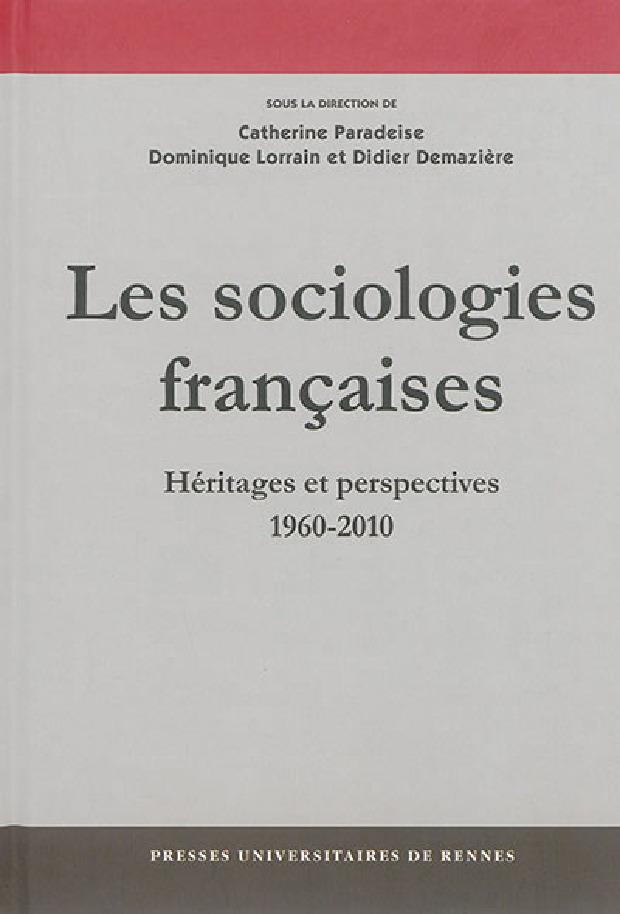 Livre - Les sociologies françaises