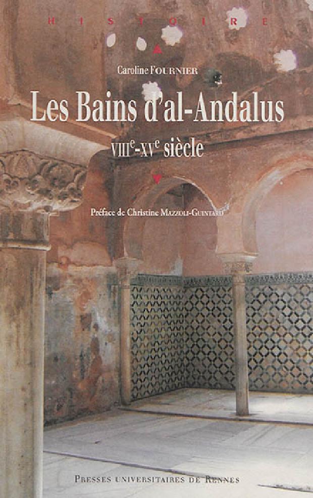 Livre - Les bains d'al-Andalus
