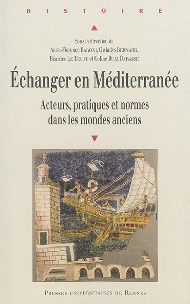 Livre - Échanger en Méditerranée