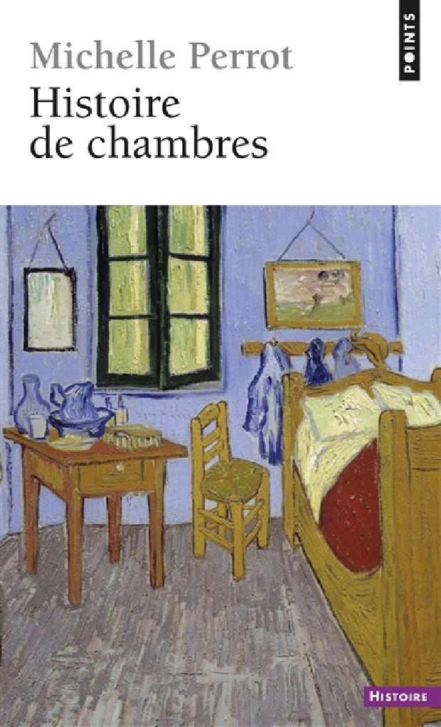Livre - Histoire de chambres