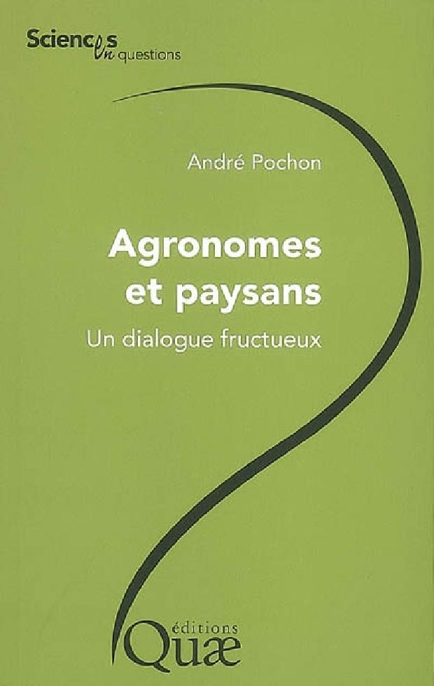 Livre - Agronomes et paysans