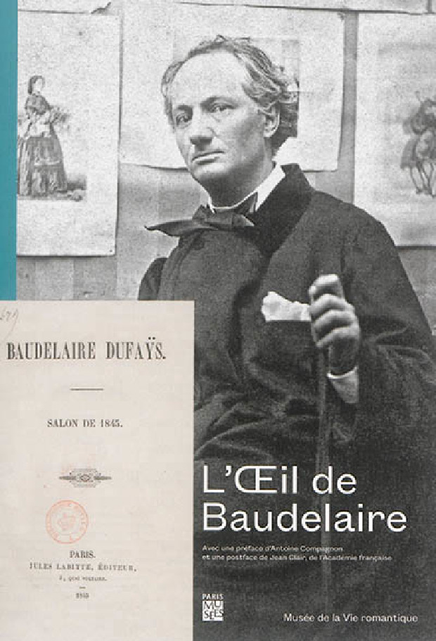 Livre - L'oeil de Baudelaire