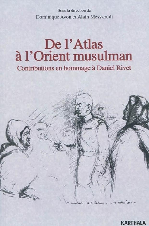 Livre - De l'Atlas à l'Orient musulman