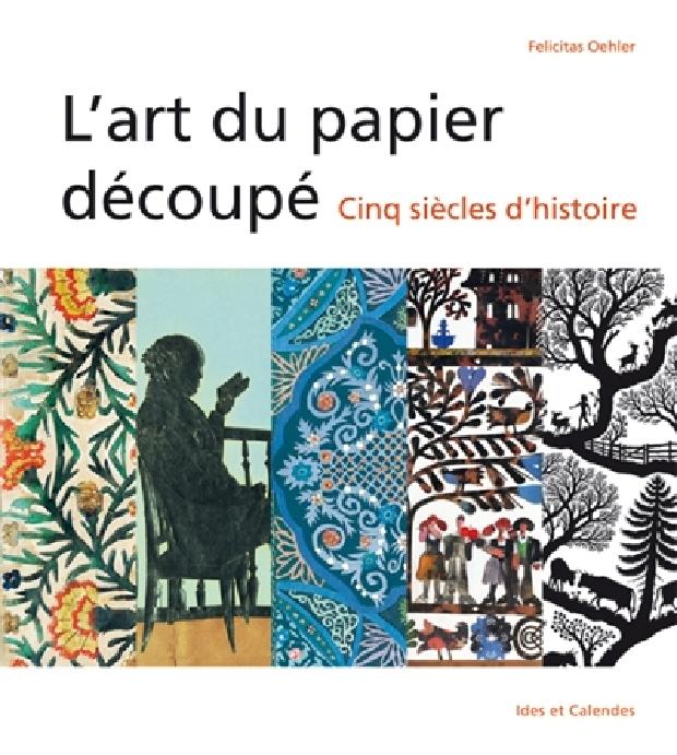 Livre - L'art du papier découpé