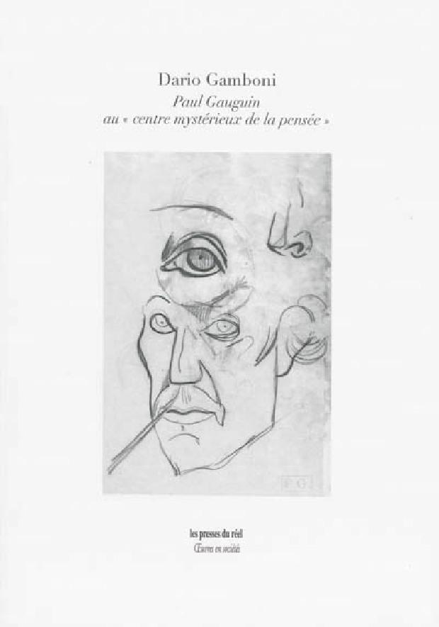 Livre - Paul Gauguin au centre mystérieux de la pensée
