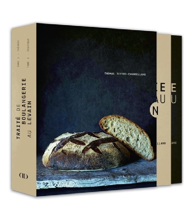 Livre - Traité de boulangerie au levain