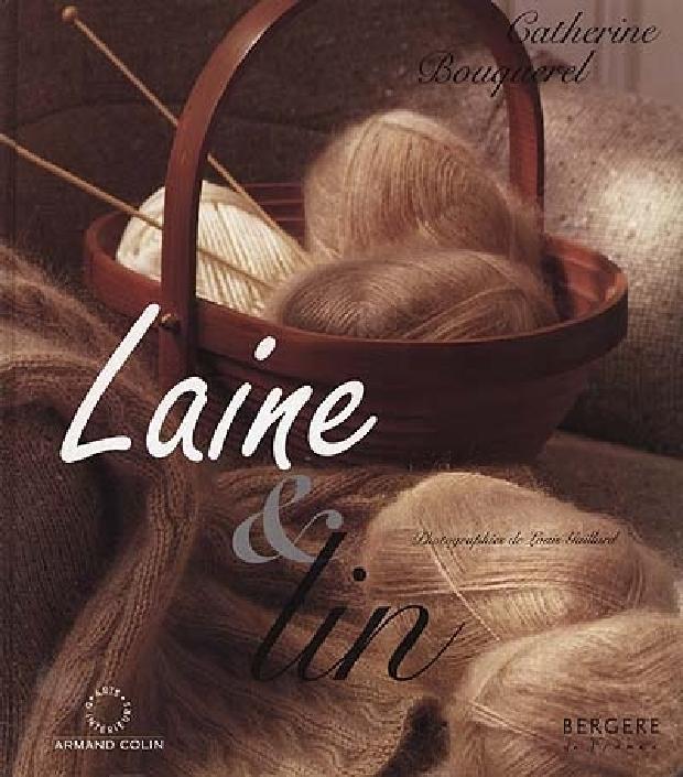 Livre - Laine & lin