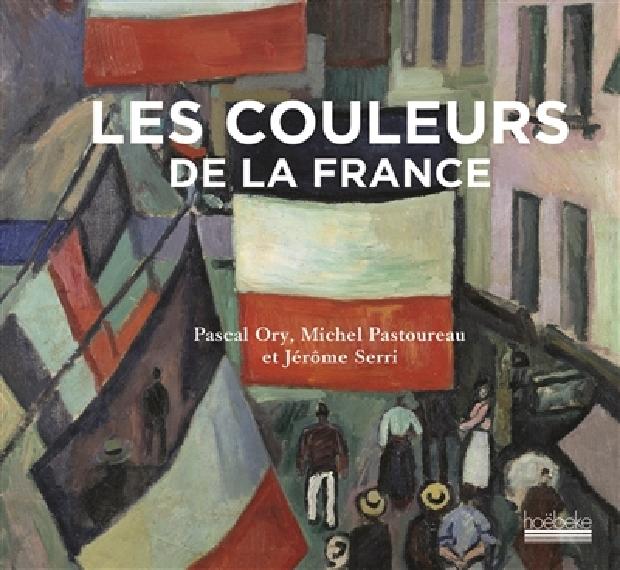 Livre - Les couleurs de la France