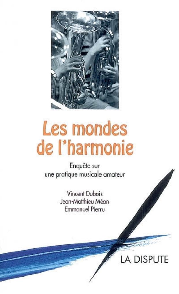 Livre - Les mondes de l'harmonie
