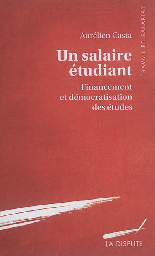 Livre - Un salaire étudiant